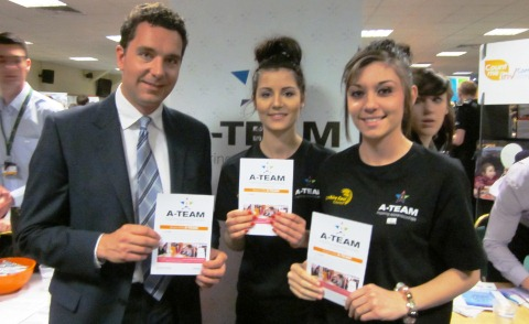 MP Timpson welcomes rise in apprenticeships in Crewe and Nantwich