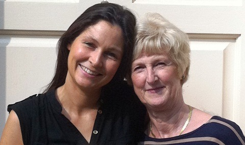 Nantwich mum quits nursing to launch wedding dress business