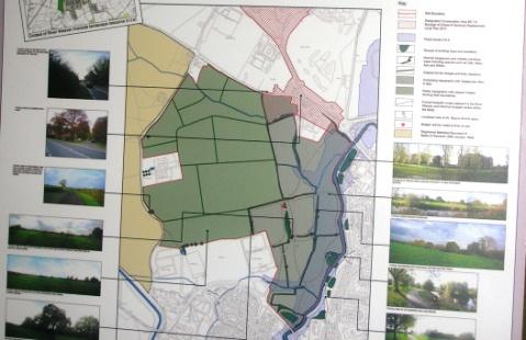 Kingsley North housing plan
