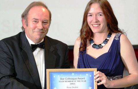 Nantwich Civic Hall hosts Lady Verdin Trust awards night