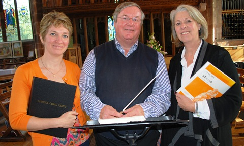 Nantwich Choral Society welcomes Harry Potter singing star