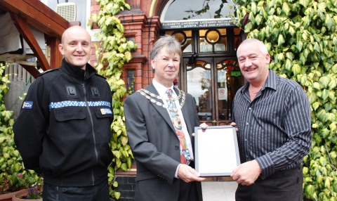 "More Nantwich pubs and clubs join ""Arc Angel"" police scheme"
