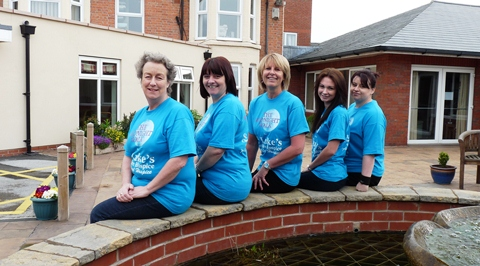St Luke's Hospice Cheshire earns £570k Government grant