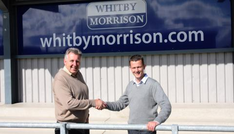 Nantwich Town agree deal with ice cream van firm Whitby Morrison