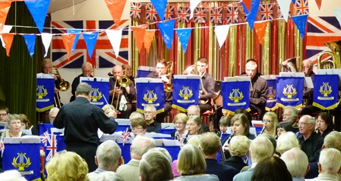 Wistaston Jubilee Proms helps raise £400 for local causes