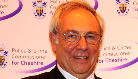 Cheshire PCC John Dwyer to visit Nantwich police team
