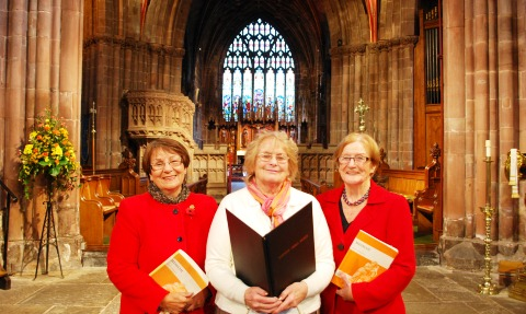 "Nantwich Choral Society ""Messiah"" concert at St Mary's heads for sell-out"