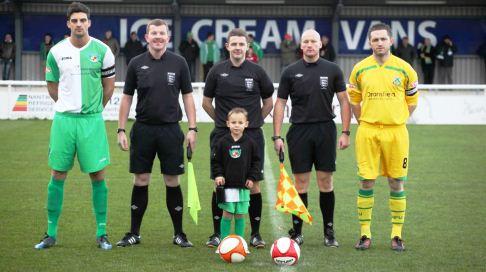 Evo-Stik Premier League report: Nantwich Town 2 North Ferriby United 3