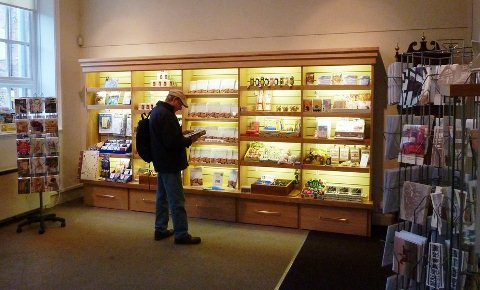 Nantwich Museum unveils revamped shop to visitors