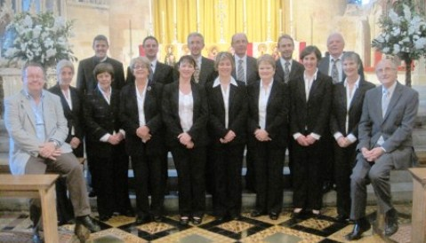 Nantwich Singers to stage St Mary's Church concert
