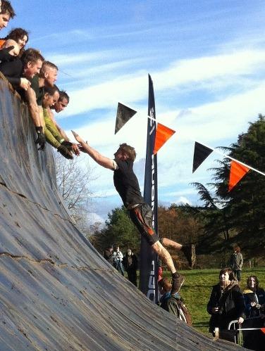 Tough Mudder 2012, Cholmondeley Estates