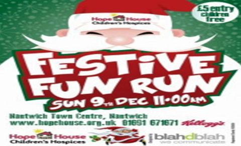 Stoke City's Ryan Shawcross to launch Nantwich Festive Family fun run