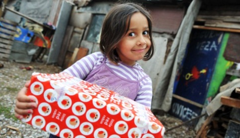 Operation Christmas Child Nantwich church depot to reopen