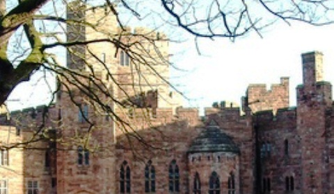 Peckforton Castle earns VisitEngland 2013 award nomination