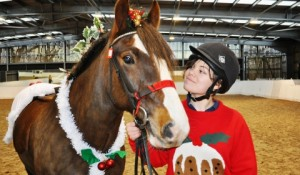 Nantwich Equine Students Stage Christmas Show At