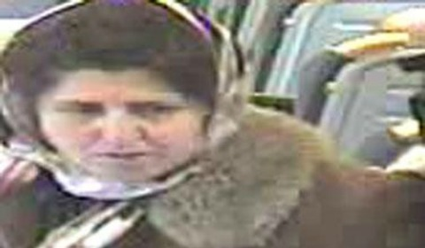 British Transport Police want to question this woman over train theft