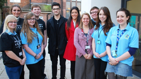Nantwich student's hospital plea sparks college donor campaign