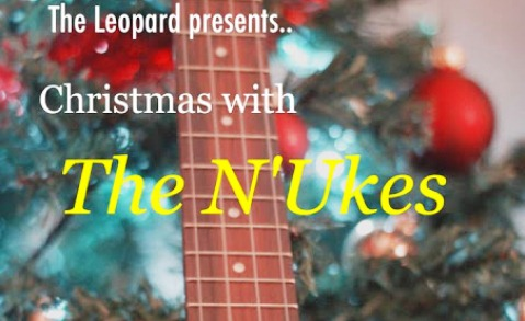 Nantwich N'Ukes to play The Leopard in aid of St Luke's Hospice