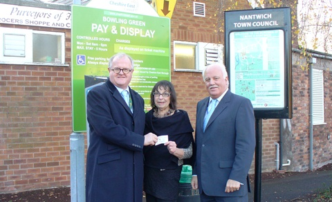 More local shops join Nantwich car park ticketing scheme