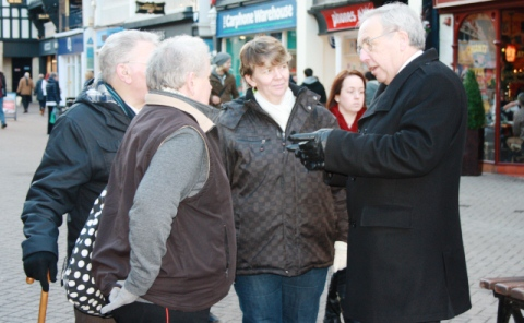 Nantwich residents to quiz Cheshire Police and Crime Commissioner