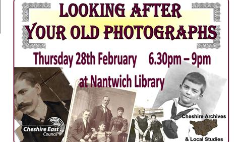 "Nantwich Library plans new chess club and ""old photos"" event"