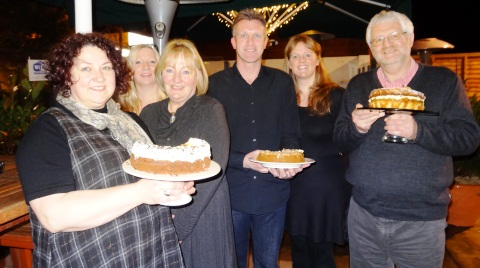 Nantwich cake-a-thon helps raise £1,100 in Matthew Dewhirst's memory