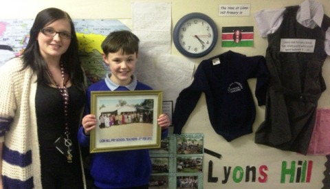 Millfields Primary in Nantwich earns East Africa twinning visit