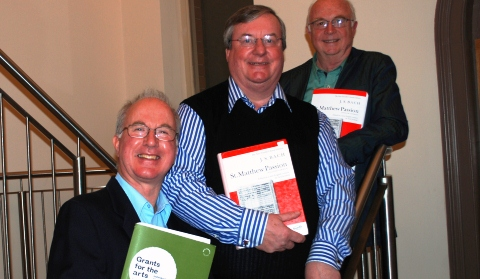 Nantwich Choral Society scoops £8,000 Arts Council grant