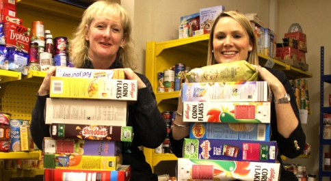 Nantwich Foodbank feeds almost 300 children in six months