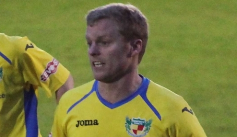 Nantwich Town new signing Paul Brown key for play-off push