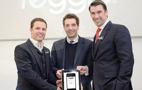 "Nantwich firm launches new ""Reggie"" App at Brine Leas School"