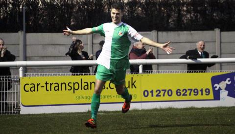 Match report: Nantwich Town 2 FC United of Manchester 3
