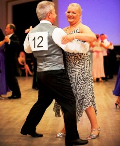 "St Luke's Hospice ""Strictly Learn to Dance"" (Pic by Helen Cotton Photography)"