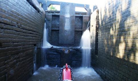 Swanley Locks on Llangollen Canal, Nantwich set for £50k revamp