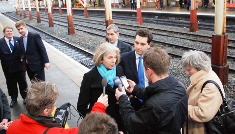 Crewe and Nantwich politicians say HS2 rail link huge boost for region