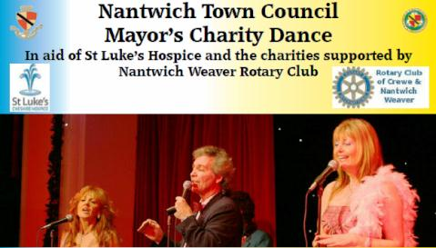Mayor's charity dance poster, 2013