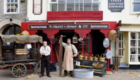 BBC Blacksmith Simon Grant-Jones to speak at Bridgemere WI