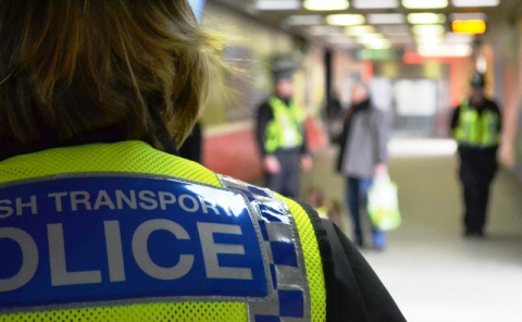 South Cheshire drug criminals targeted by police at train station