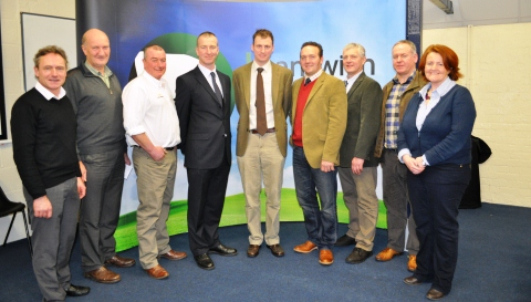 Farmers gather for Reaseheath College conference in Nantwich