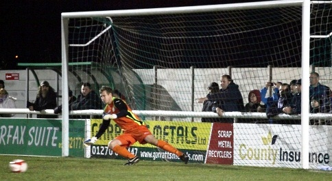 Nantwich Town boss pleased despite 2-0 defeat by Rushall Olympic