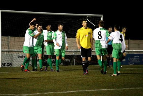 Evo-Stik Premier match report: Nantwich Town 2 Marine 3