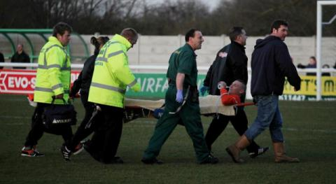 Evo-Stik match report: Nantwich Town 0 Matlock Town 1