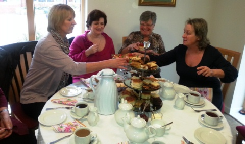 "Nantwich cooks urged to join St Luke's Hospice ""Bake-off"" contest"