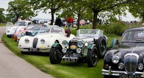 Nantwich Weaver Wander returns for 2013 classic car event