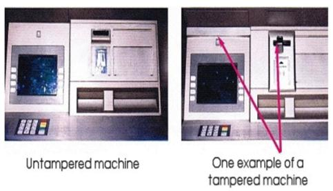 Nantwich residents warned as cashpoint criminals target Cheshire