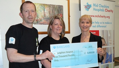 Nantwich patients cash boost for new skin cancer machine