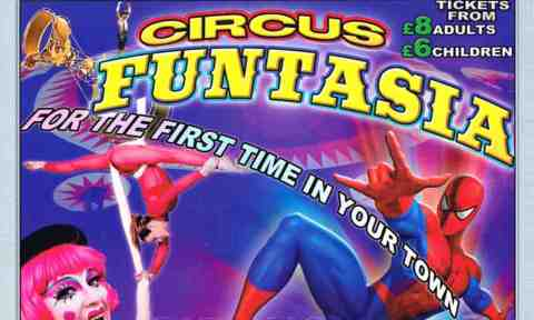 Circus Funtasia to stage five days of shows in Nantwich