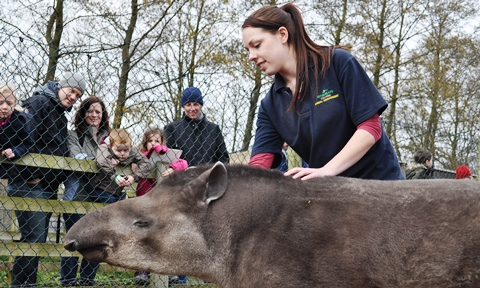 Reaseheath College zoo to open for Nantwich families over Easter