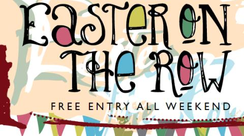 "Welsh Row in Nantwich to stage ""Easter on the Row"" festival"
