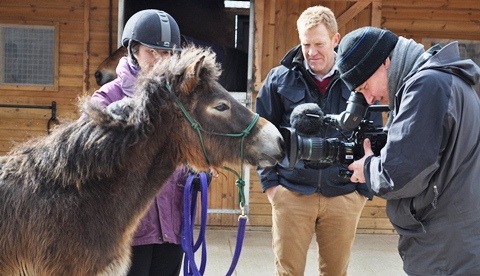 BBC Countryfile's Adam Henson hails Reaseheath horse centre